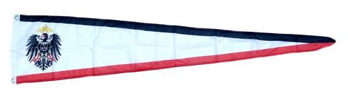 Langwimpel Kaiserreich Adler 30 x 150 cm