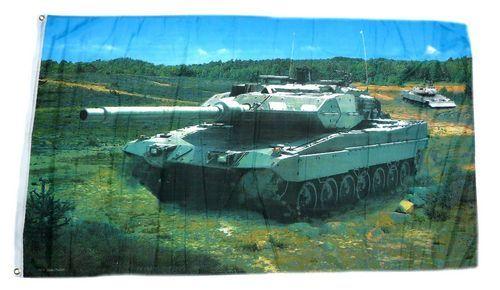 Fahne / Flagge Panzer 90 x 150 cm