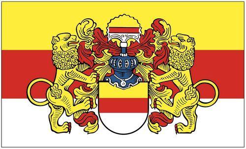 Fahne / Flagge Münster 90 x 150 cm