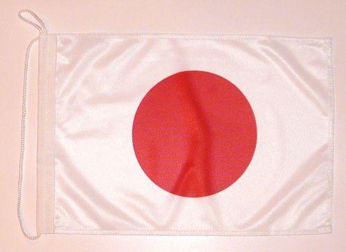 Bootsflagge Japan 30 x 45 cm