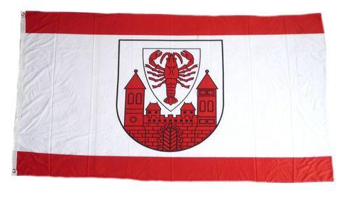 Flagge / Fahne Cottbus Hissflagge 90 x 150 cm