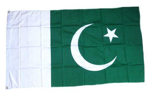 Flagge / Fahne Pakistan Hissflagge 90 x 150 cm