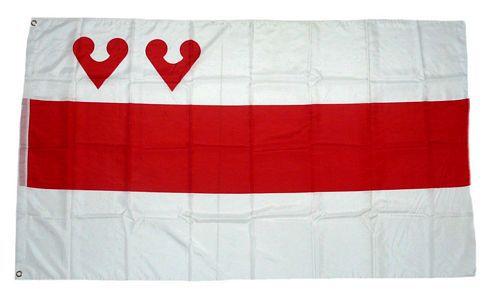 Flagge / Fahne Friesoythe Hissflagge 90 x 150 cm