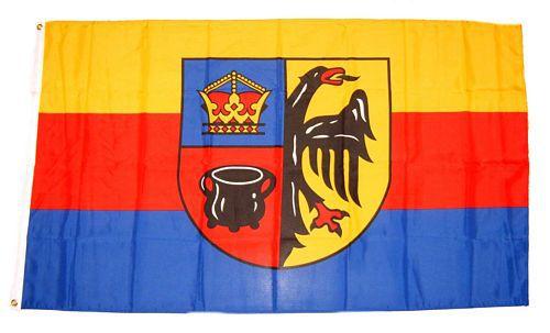 Flagge Eckernf/örde NEU 90 x 150 cm Fahnen Fahne