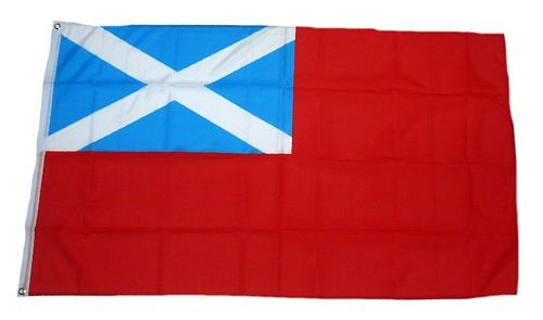 Fahne / Flagge Schottland - Red Sign 90 x 150 cm
