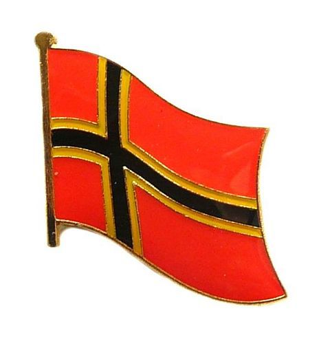 Flaggen Pin Deutscher Widerstand NEU Fahne Flagge Anstecknadel