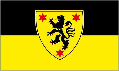 Fahne / Flagge Oschatz 90 x 150 cm