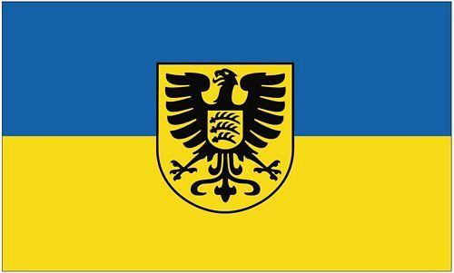 Fahne / Flagge Trossingen 90 x 150 cm