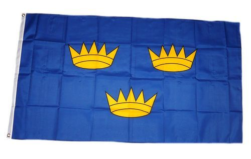 Fahne / Flagge Irland - Munster 90 x 150 cm