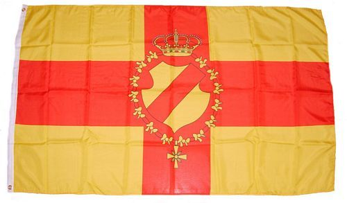 Fahne Flagge Großherzogtum Baden 60 x 90 cm