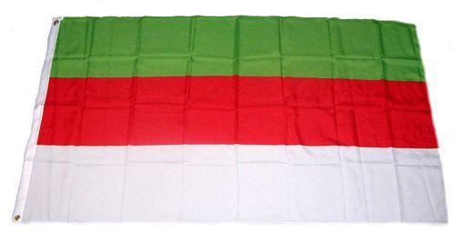 Flagge / Fahne Helgoland Hissflagge 90 x 150 cm