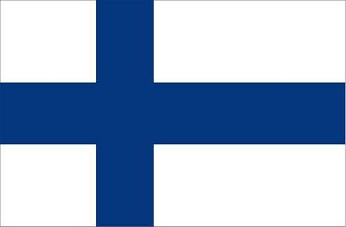 Fahnen Aufkleber Sticker Finnland