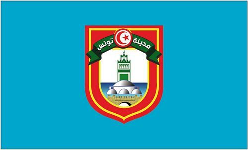 Fahne / Flagge Tunesien - Tunis NEU 90 x 150 cm