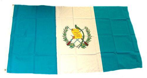 Flagge / Fahne Guatemala Hissflagge 90 x 150 cm