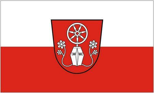 Flagge Deutschland Fahne Lauda Königshofen Hissflagge 90 x 150 cm Länder, Regionen & Städte