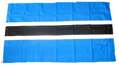Flagge / Fahne Botswana Hissflagge 90 x 150 cm