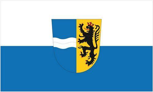 Fahne / Flagge Rhein Neckar Kreis 90 x 150 cm