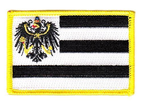 Fahnen Aufnäher Hohenzollern
