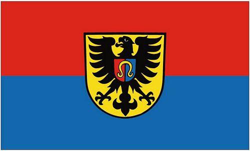 Flagge / Fahne Bopfingen Hissflagge 90 x 150 cm
