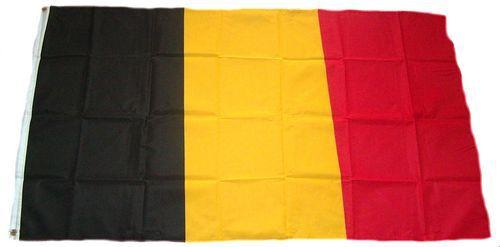Flagge / Fahne Belgien Hissflagge 90 x 150 cm