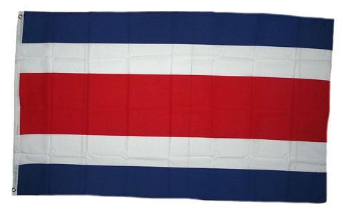Flagge / Fahne Costa Rica Hissflagge 90 x 150 cm