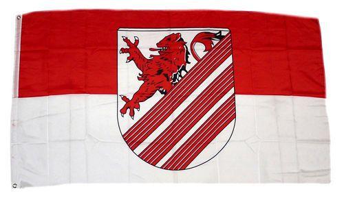 Flagge / Fahne Weyhe Hissflagge 90 x 150 cm