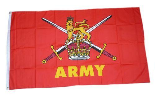 Fahne / Flagge British Army 90 x 150 cm