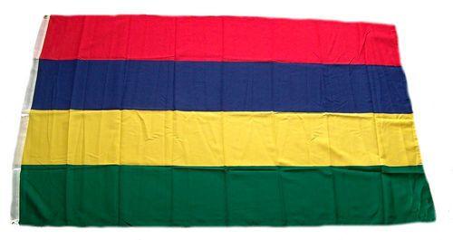 Flagge / Fahne Mauritius Hissflagge 90 x 150 cm