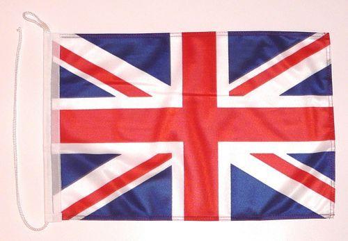Bootsflagge Großbritannien 30 x 45 cm