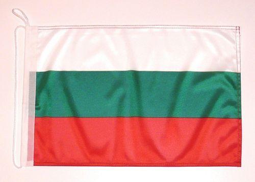 Bootsflagge Bulgarien 30 x 45 cm
