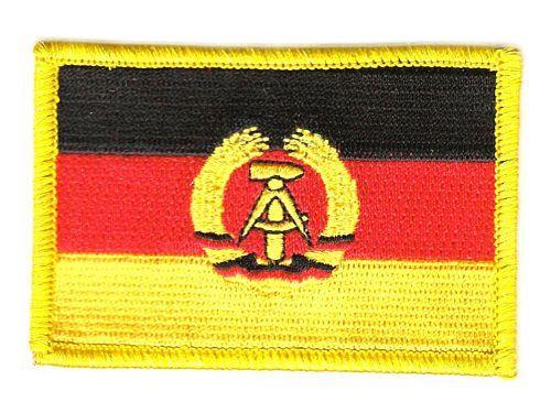 Fahnen Aufnäher DDR