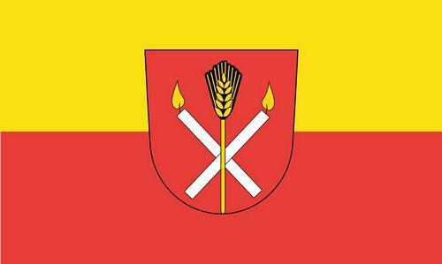 Flagge / Fahne Alleshausen Hissflagge 90 x 150 cm