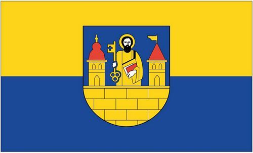Fahne / Flagge Reichenbach Vogtland 90 x 150 cm