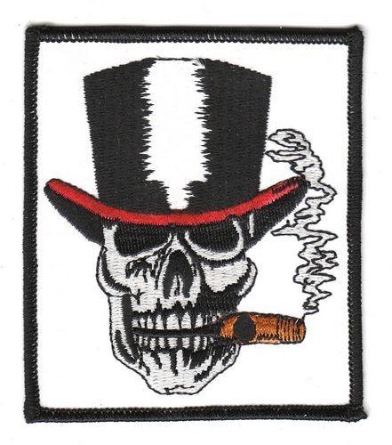 Aufnäher Patch Totenkopf / Skull