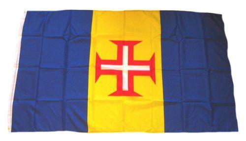 Fahne / Flagge Portugal - Madeira 90 x 150 cm