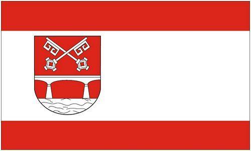 Fahne / Flagge Petershagen 90 x 150 cm