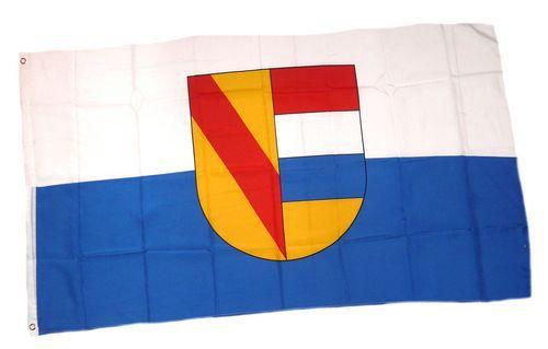 Flagge / Fahne Pforzheim Hissflagge 90 x 150 cm