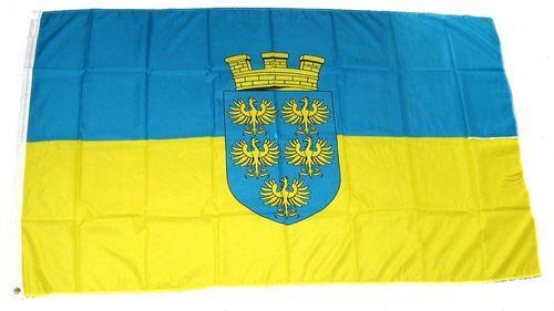 Fahne / Flagge Österreich - Niederösterreich 90 x 150 cm