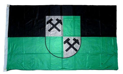 Fahne / Flagge Büddenstedt 90 x 150 cm