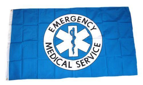 Fahne / Flagge Medical Service 90 x 150 cm