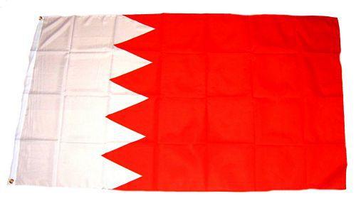 Flagge / Fahne Bahrain Hissflagge 90 x 150 cm