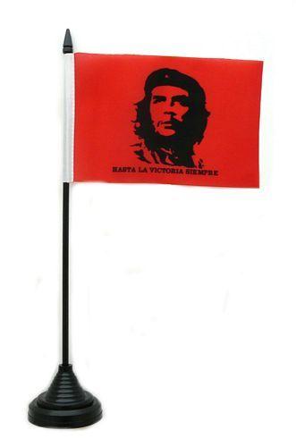 Fahne / Tischflagge Che Guevara NEU 11 x 16 cm Fahne
