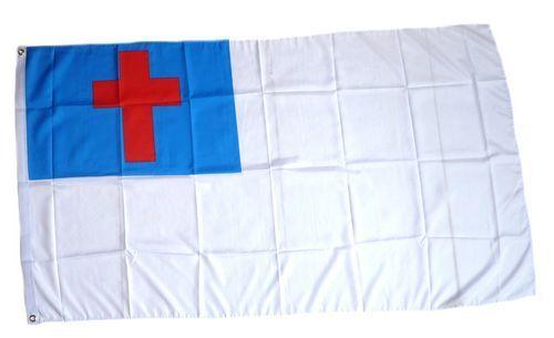Fahne / Flagge Christen 90 x 150 cm