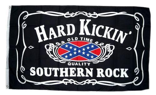 Fahne / Flagge Hard Kickin Southern Rock 90 x 150 cm