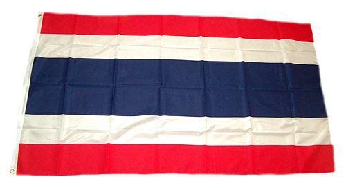 Flagge / Fahne Thailand Hissflagge 90 x 150 cm