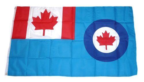 Fahne / Flagge Kanada Airforce 90 x 150 cm