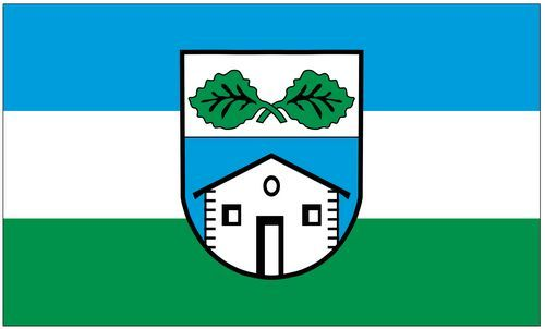 Fahne / Flagge Puchheim 90 x 150 cm