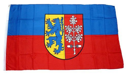 Flagge / Fahne Gifhorn Gamsen Hissflagge 90 x 150 cm