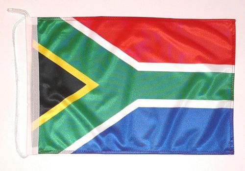 Bootsflagge Südafrika 30 x 45 cm