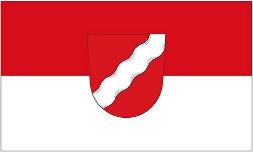 Fahne / Flagge Krumbach Schwaben 90 x 150 cm